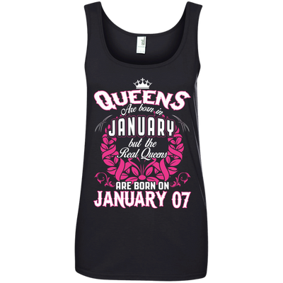 #1 The real queens are born on January 7