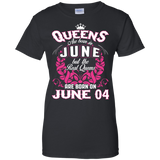 #1 The real queens are born on june 04