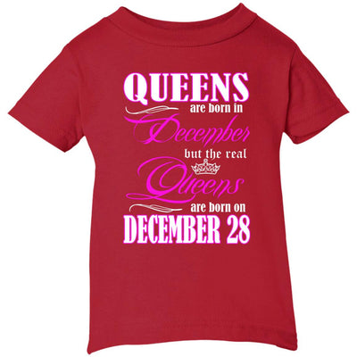 #2 The real queens are born on December 28