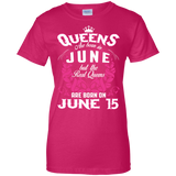#1 The real queens are born on june 15