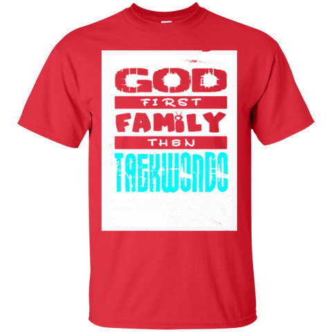 God first family then taekwondo  0515 4269