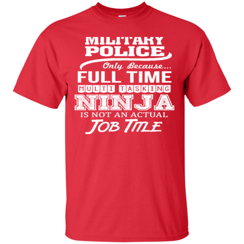 Awesome Tee For Military Police 2203