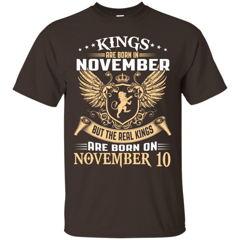 @1 The real kings are born on november 10