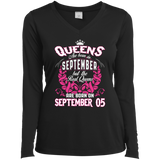 #1 The real queens are born on september 05