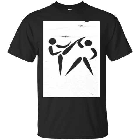 Olympic sports taekwondo pictogram 9380