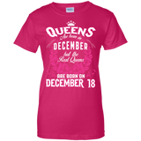 #1 The real queens are born on december 18