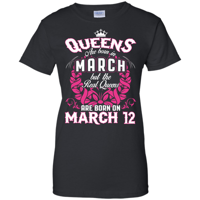 #1 The real queens are born on March 12