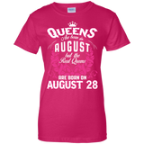 #1 The real queens are born on august 28