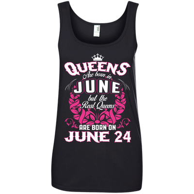 #1 The real queens are born on june 24