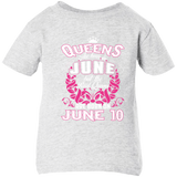 #1 The real queens are born on june 10