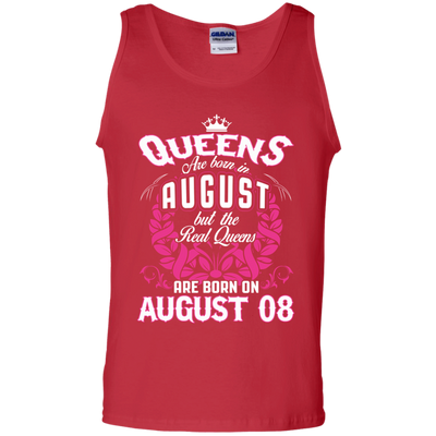 #1 The real queens are born on august 08