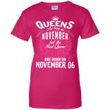 #1 The real queens are born on november 06