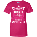 #1 The real queens are born on april 13