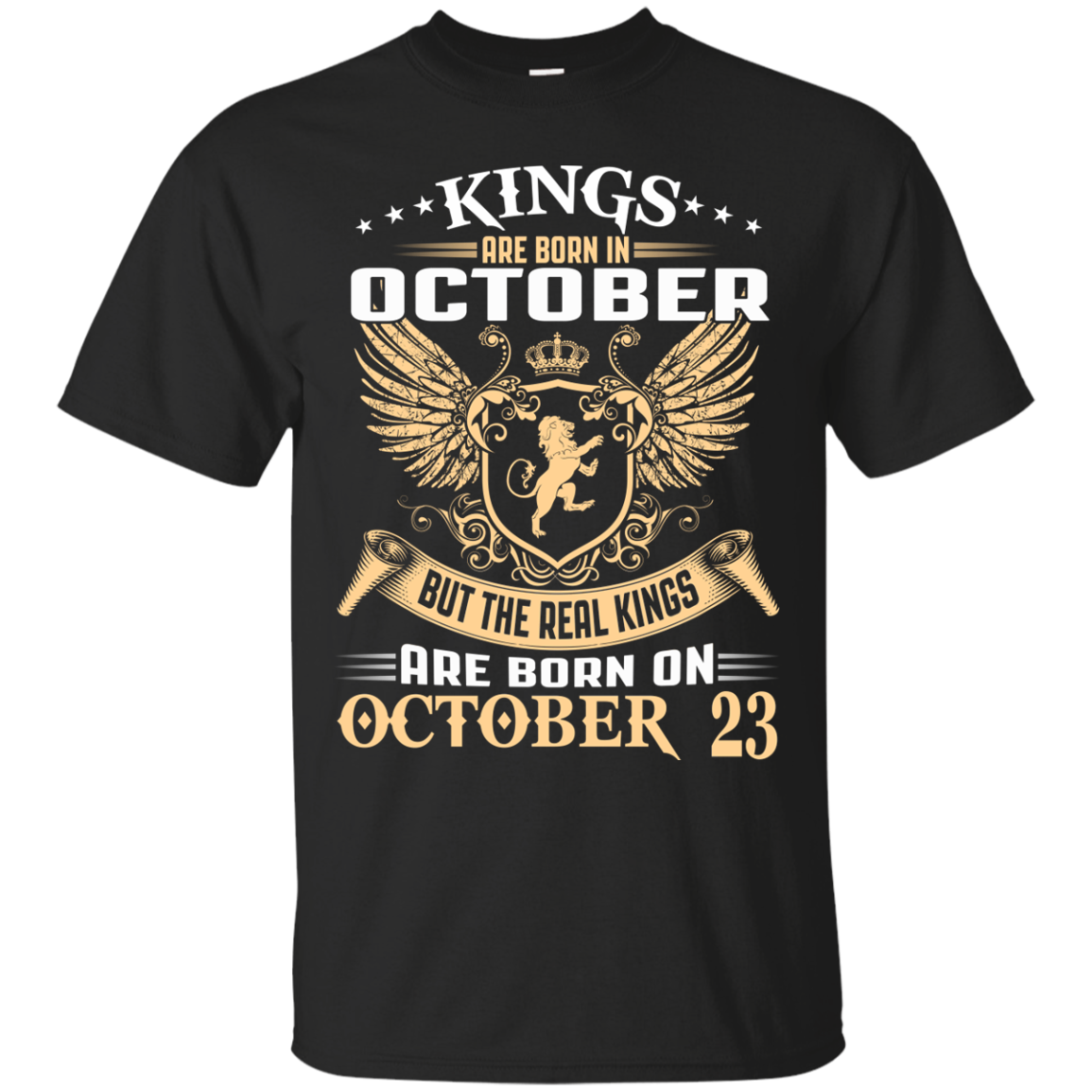 @1 The real kings are born on october 30