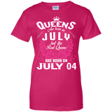 #1 The real queens are born on july 04