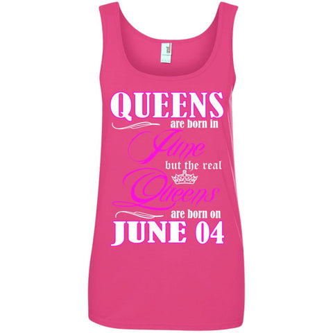 #2 The real queens are born on June 04