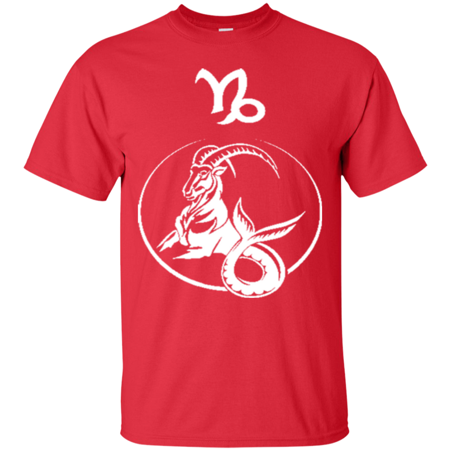 Capricorn Zodiac Horoscope Star Sign Astrology Goat TShirt 8271