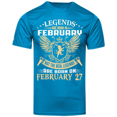 1007 The Real Kings Legends Are Born On February 27