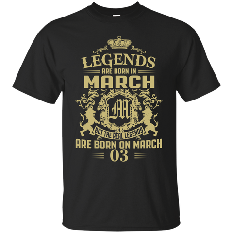 Kaa - be - Legends Kings are born on march 03