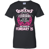 #1 The real queens are born on February 15
