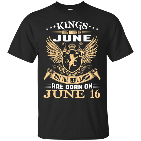 @1 The real kings are born on june 16