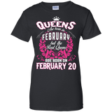 #1 The real queens are born on February 20