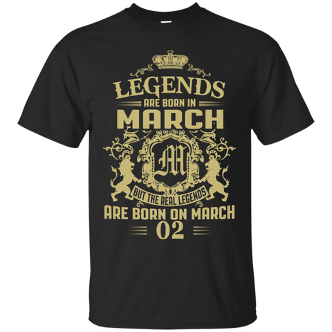 Kaa - be - Legends Kings are born on march 02