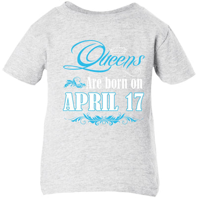 0005 Queens are born on april 17