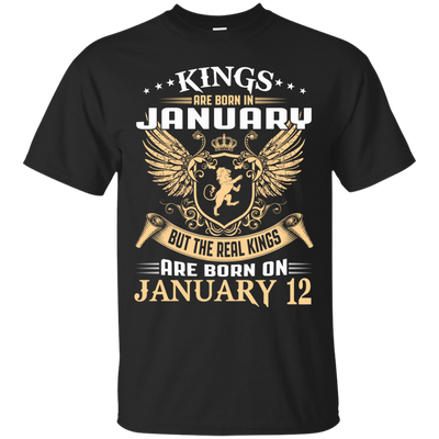 @1 The Real Kings Are Born On January 12