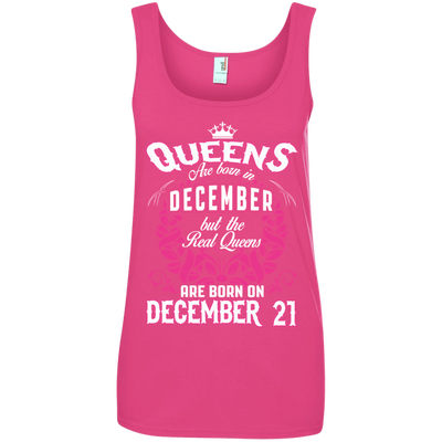 #1 The real queens are born on december 21