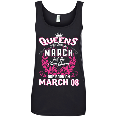 #1 The real queens are born on March 08
