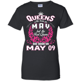 #1 The real queens are born on may 09