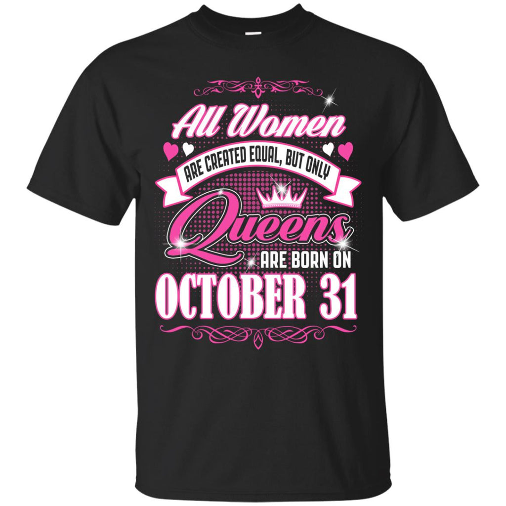 0004 only queens are born on october 31