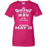 #1 The real queens are born on may 08
