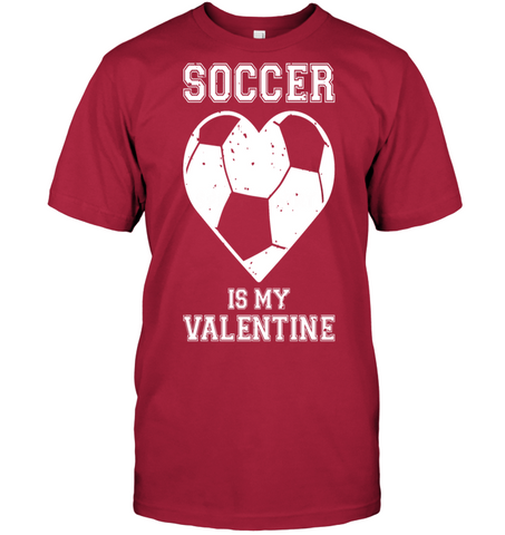 Soccer Is My Valentines Day Holiday Sport