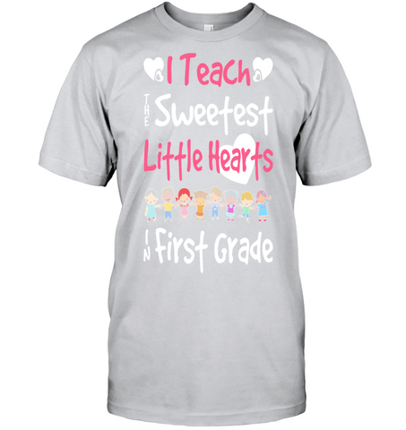 Little Hearts 1st Grade Teacher Valentines Day