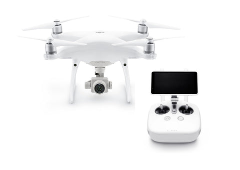 DJI Phantom 4 Pro+ Quadcopter Bundle with Hard Case, 3 Extra Batteries, 6-Pack PolarPro Filters - DRONECLOTHES