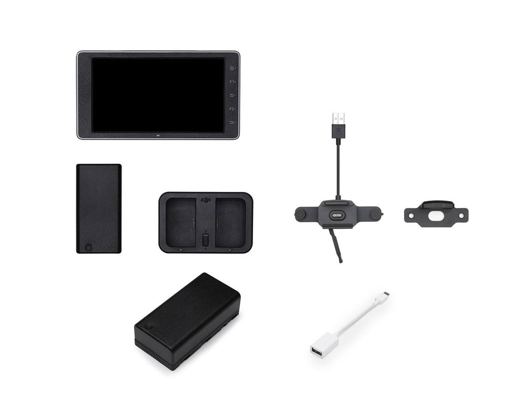"DJI CrystalSky 5.5"" Monitor Kit for DJI Spark - DRONECLOTHES"
