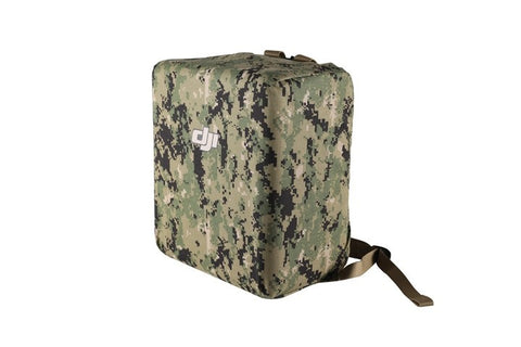 DJI Phantom 4 Wrap Pack (Camo Green) - DRONECLOTHES