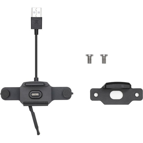 DJI CrystalSky - Spark/Mavic Remote Control Mounting Bracket (Part 5) - DRONECLOTHES