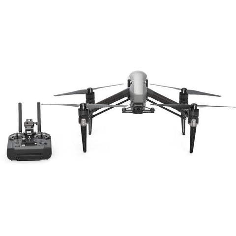 DJI Inspire 2 Raw Quadcopter - Cendence Remote, CinemaDNG, Apple ProRes - DRONECLOTHES