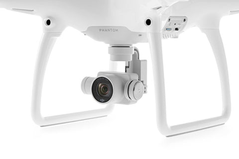 DJI Phantom 4 Quadcopter 4K Video Camera Drone (DJI Refurbished Unit) - DRONECLOTHES