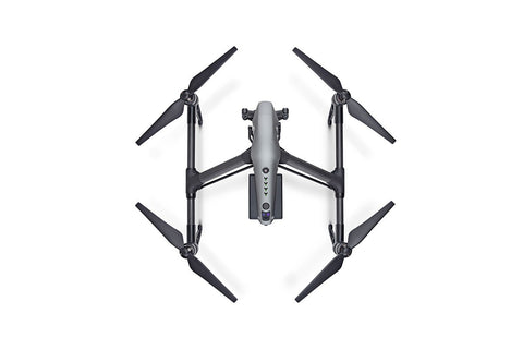 DJI Inspire 2 Aircraft Only (Part 40) (No Remote, No Charger) - DRONECLOTHES