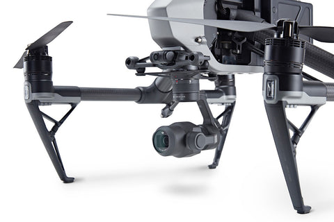 DJI Inspire 2 With Zenmuse X5S Camera Bundle (No ProRes/CinemaDNG) - DRONECLOTHES