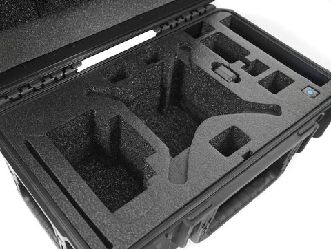 CasePro DJI Phantom 3 Drone Carry-On Hard Case - DRONECLOTHES