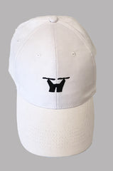 DRONECLOTHES™ Official Hat (White) - DRONECLOTHES