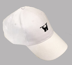 DRONECLOTHES™ Official Hat (White)