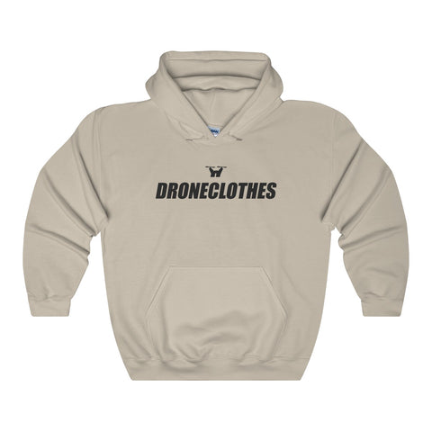 DRONECLOTHES Hooded Sweatshirt - DRONECLOTHES