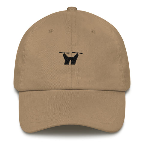 Limited Edition DroneClothes Khaki Dad Hat - DRONECLOTHES