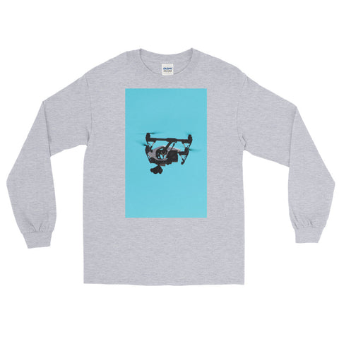 DRONE BEAST Inspire Long Sleeve TShirt (US Only) - DRONECLOTHES